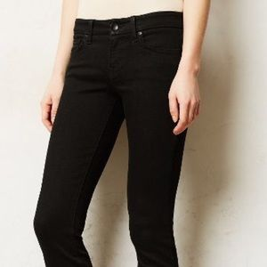Level 99 black skinny jeans